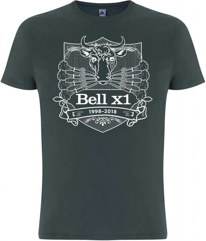 Bell X1 Charcoal Tee