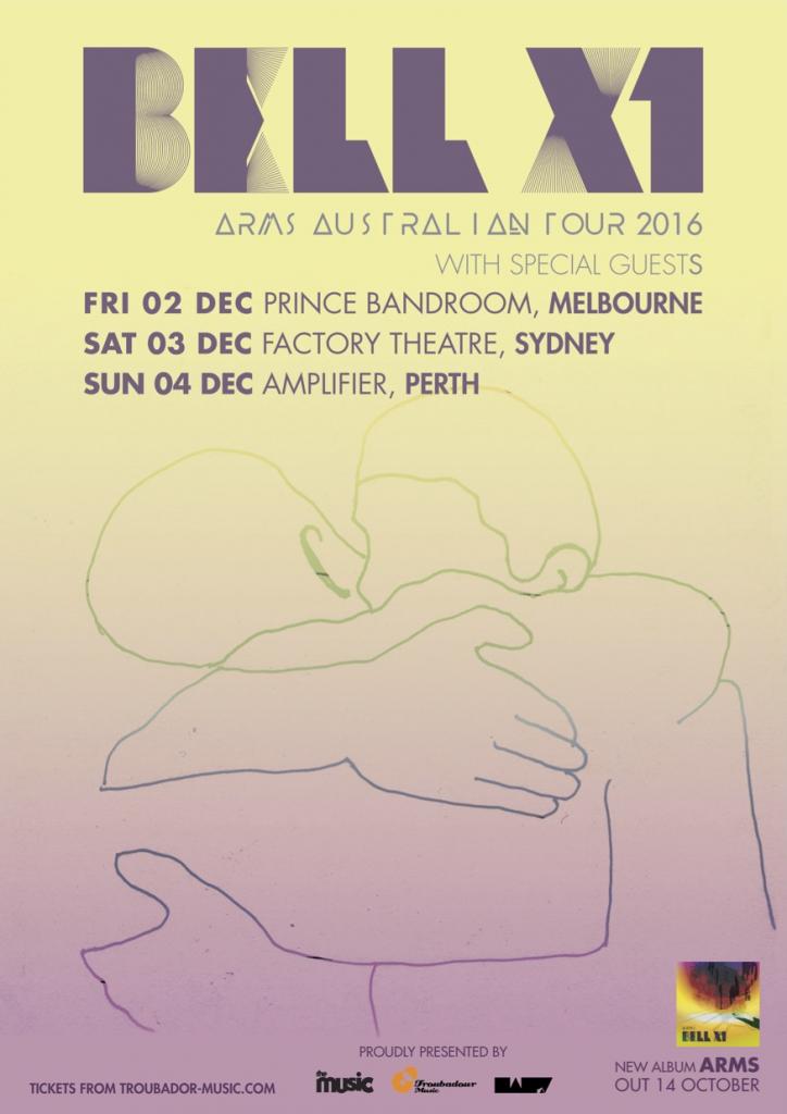 Bell X1 OZ Tour 2016