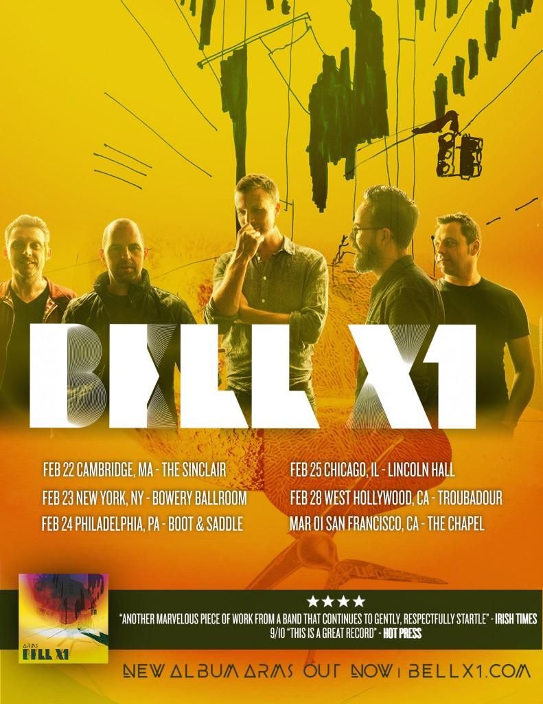 BELL X1 - US TOUR